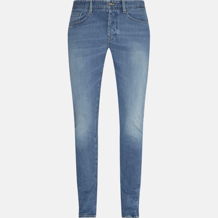 Jeans - Regular slim fit - Denim